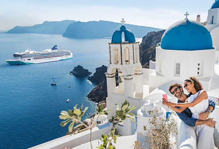 Cruceros de7 días a Grecia y Turquía
