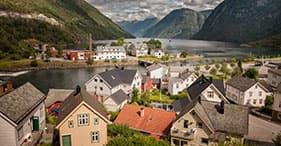 Hellesylt, Noruega