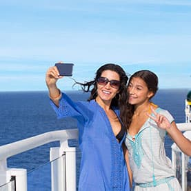 Disfruta de un crucero por el Mediterráneo en tus próximas vacaciones familiares.