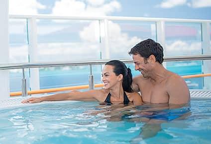 La mejor experiencia en un spa a bordo de un crucero