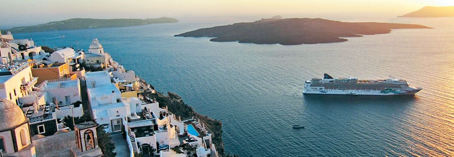 Cruceros por el Mediterráneo a bordo delNorwegian Jade