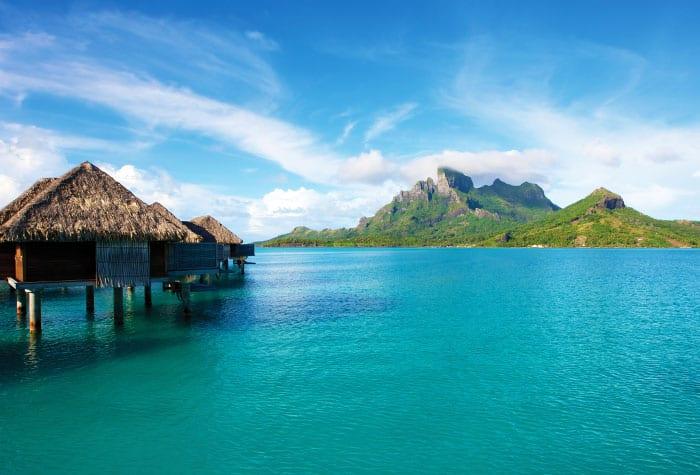 Explora el mundo submarinos de la Polinesia Francesa y Tahití