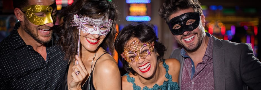 Torneo de Tragamonedas Masquerade