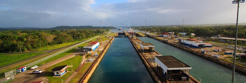 Canal de Panamá/lago Gatún, Panamá