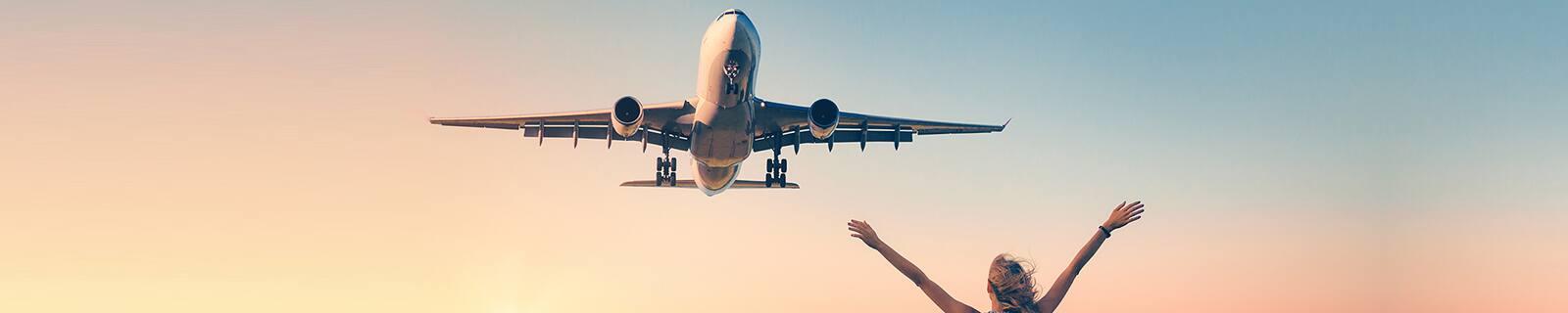 Roundtrip Airfare Offer