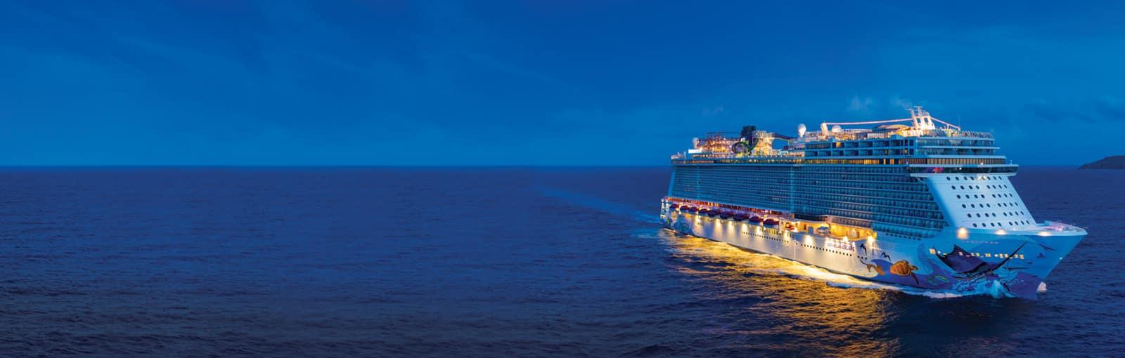 Dollar Cruise Deposits | Norwegian Cruise Line