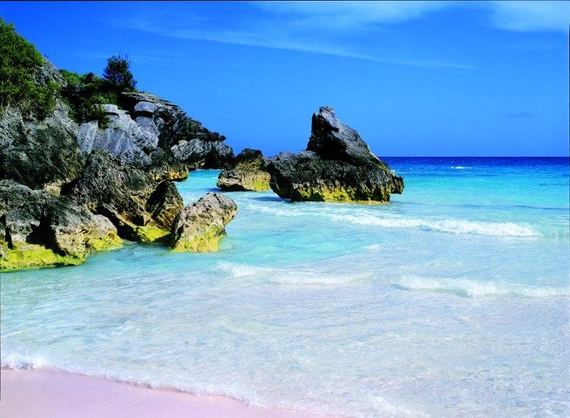 Bermuda's Pink Sand Beaches