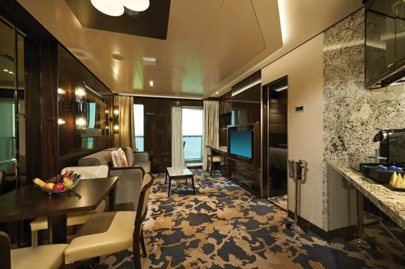 Norwegian Bliss The Haven 2 Bedroom Suite
