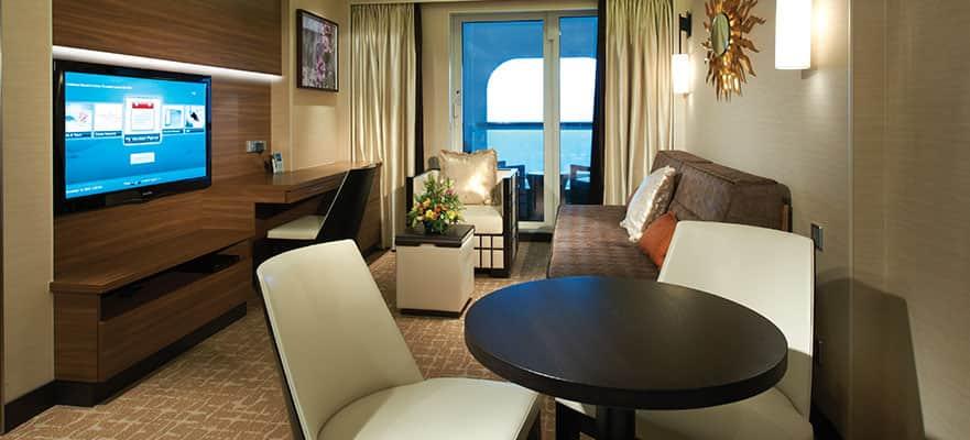 The Haven Penthouse en la proa con balcón