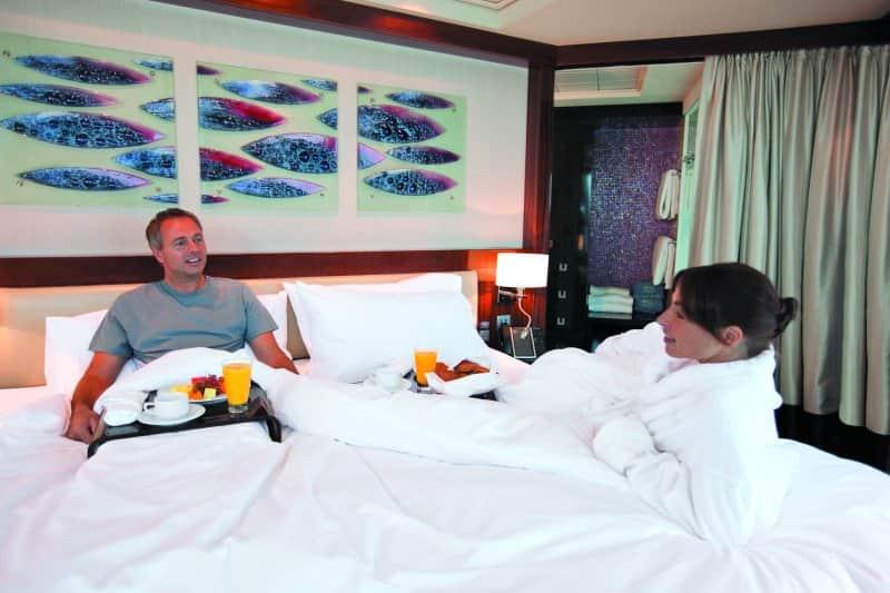 Norwegian Cruise Line Room Service