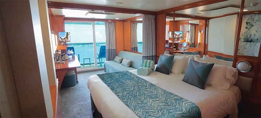 Club Balcony Suite