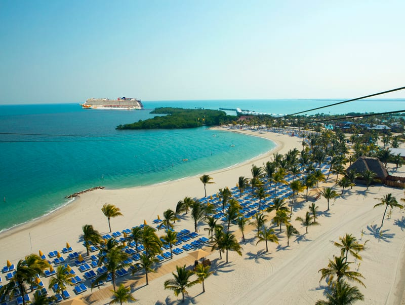 Cruise to Harvest Caye with Norwegian