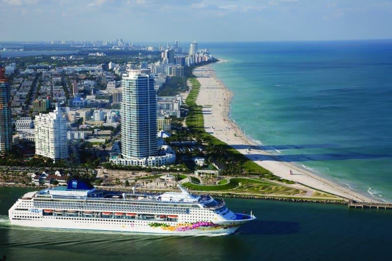 Norwegian Sky in Miami