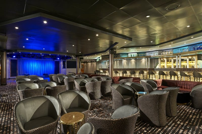 Bliss Ultra Lounge on Norwegian Sun
