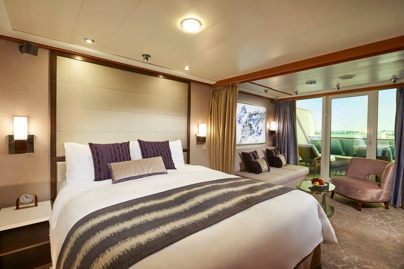 Norwegian Sun Refurbished Accommodations