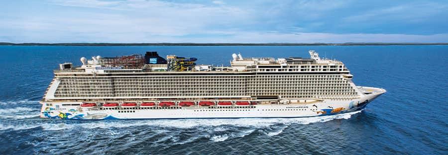 Cruceros por el Mediterráneo a bordo delNorwegian Escape