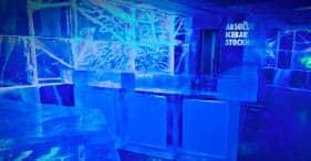 El bar de hielo y la Ciudad Vieja