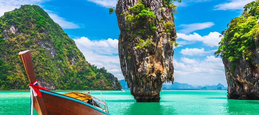Islas Phi Phi cerca de Phuket, Tailandia