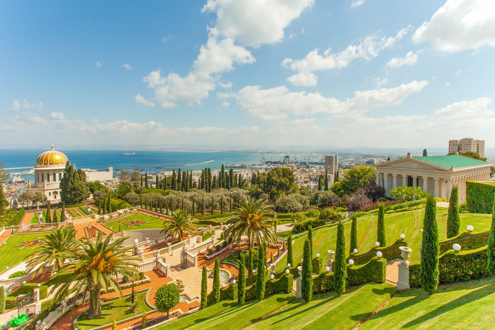 Enjoy Three Days in Haifa, Israel