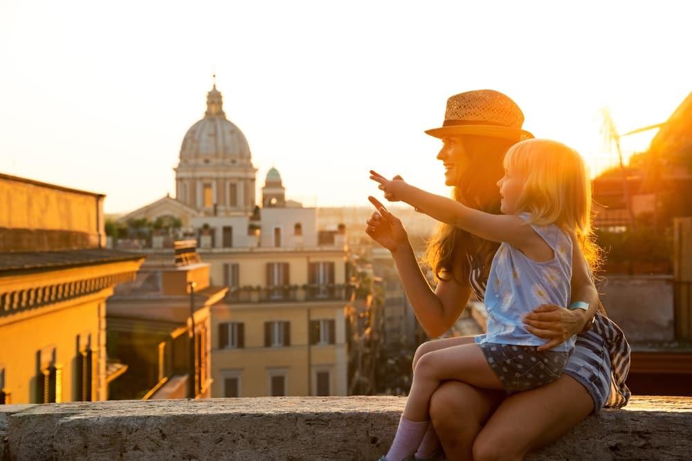 Vistas increíbles en Italia