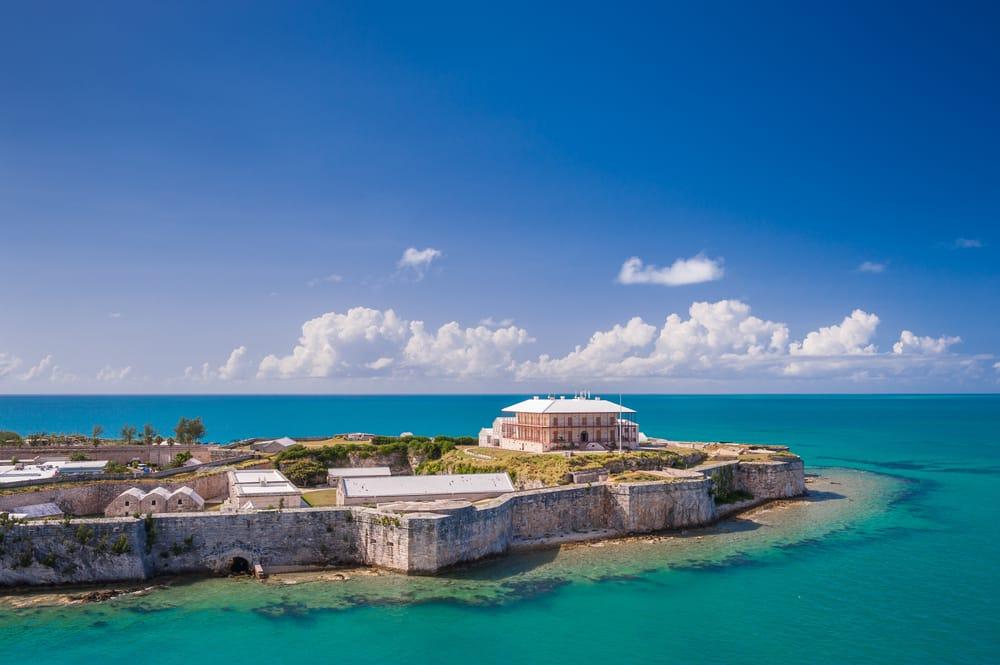 King's Wharf, Bermudas