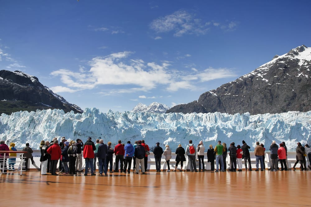See Glaciers on a Cruise to Alaska with Norwegian