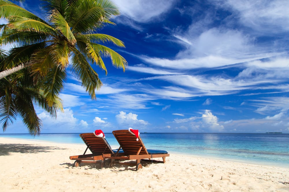Spend Christmas in the Tropics with Norwegian