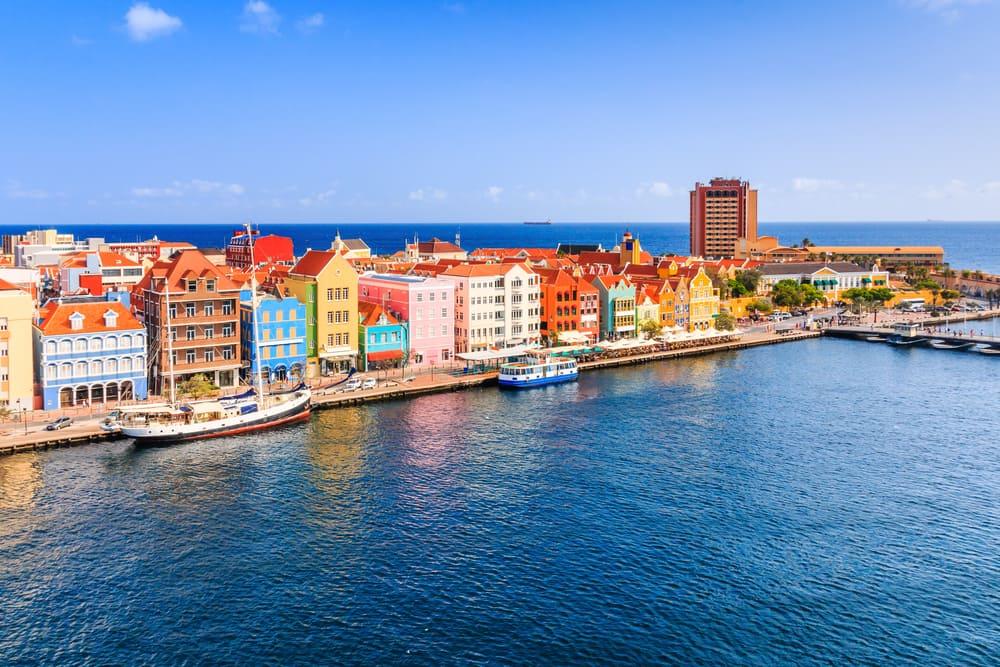 Los mejores destinos de cruceros por el Caribe sur