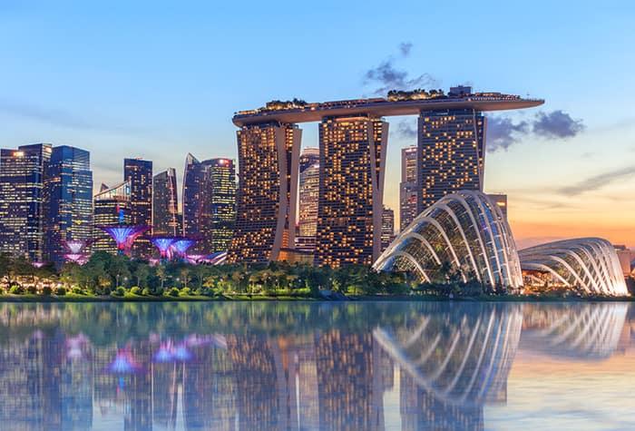 Cruceros al sudeste asiático