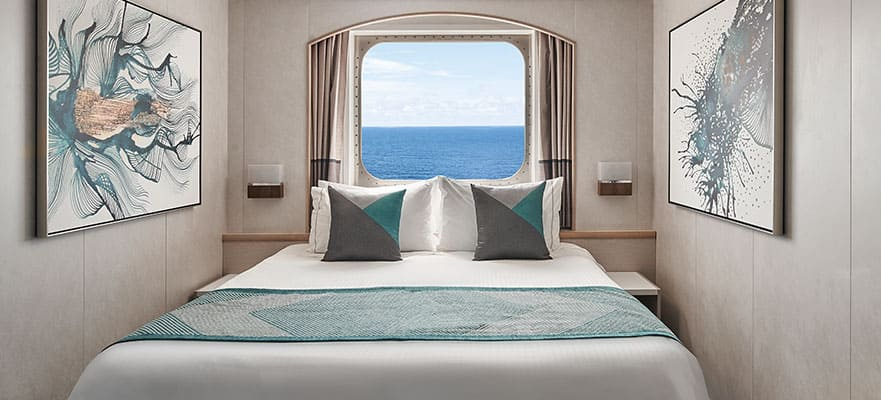 Camarote con vista al mar Sail Away