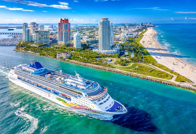 Top Cruises Departing from Miami