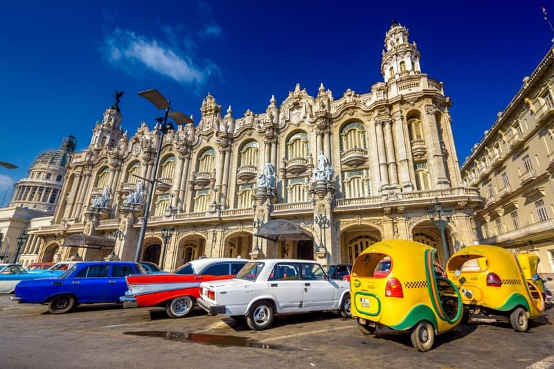 Cruise to Havana, Cuba