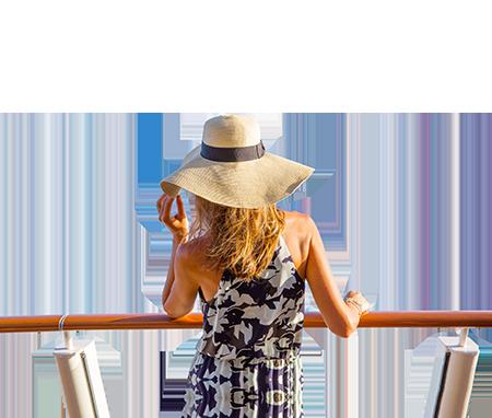Viaja solo en un crucero Norwegian