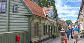 Estocolmo y Sigtuna