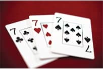 Póquer de tres cartas